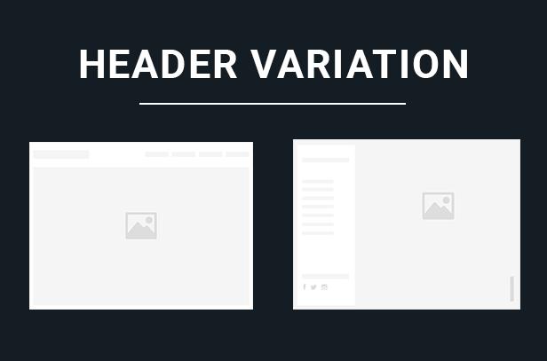 Header Variation